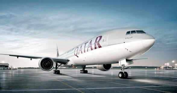 qatar airways längster linienflug